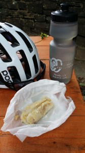 Delectable morsels of energy, I carry rice cakes whenever the ride tests my will.